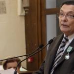 Jean Sturm- Caballero de la Orden de las Artes y las Letras