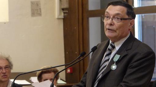 Jean Sturm- Chevalier de l'ordre des Arts et des Lettres