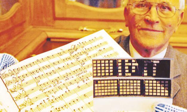 MUSICA und das Projekt DANOK