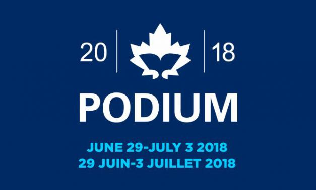 Musica wird auf PODIUM 2018, in Kanada, anwesend sein