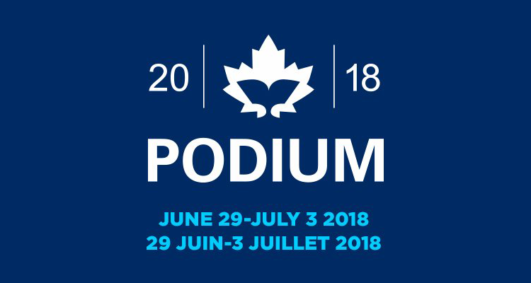 Musica will be present at PODIUM 2018 in Newfoundland